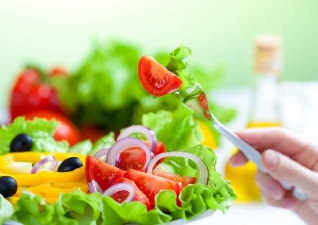 Η διατροφή της υγείας