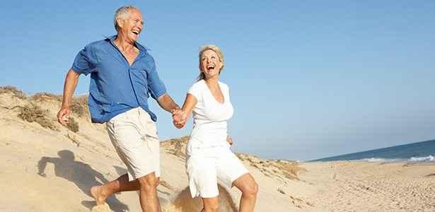 Η ευτυχία «κορυφώνεται» στα 58