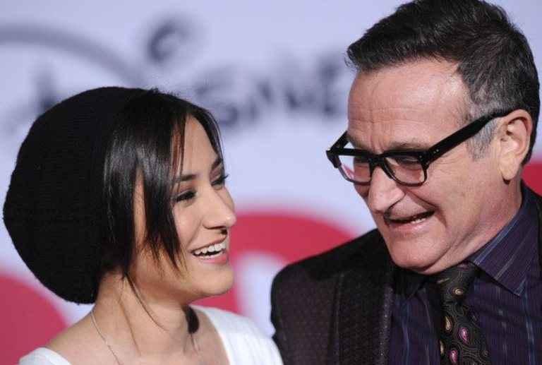 Η κόρη του Ρόμπιν Ουίλιαμς αποτίνει φόρο τιμής στον πατέρα της