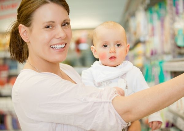 Η λίστα με τα απαραίτητα για το μωρό σας