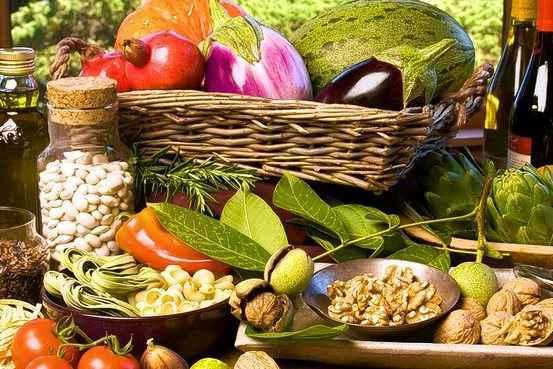 Η μεσογειακή διατροφή αντιστρέφει το μεταβολικό σύνδρομο