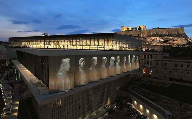 Θεματικές ξεναγήσεις στο Μουσείο της Ακρόπολης