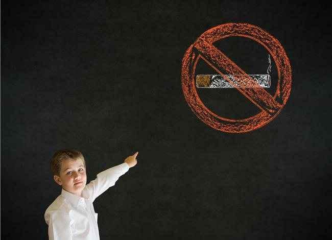 Καπνιστές δύο στα 10 παιδιά