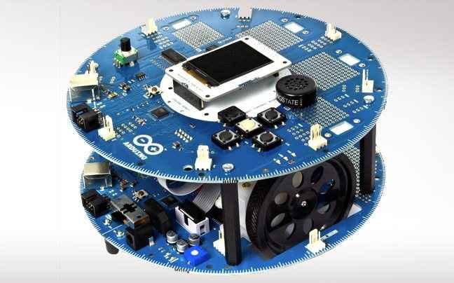 Μαθητές στη Θεσσαλονίκη θα κατασκευάσουν ρομπότ