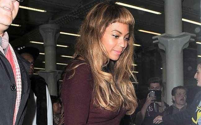 Νέο λουκ για την Beyonce