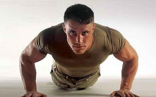 Ξυπνήσατε; Κάντε μερικά push-ups!