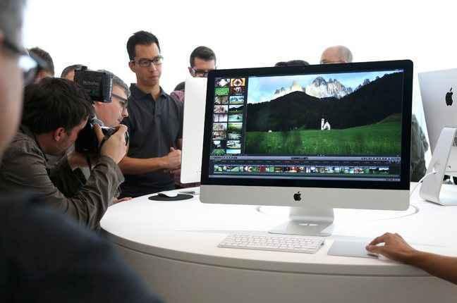 Οι νέοι υπολογιστές της Apple