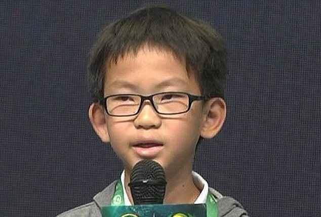 Ο πιο μικρός χάκερ της Κίνας