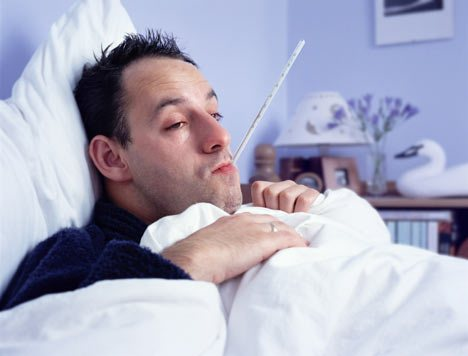 Πιο επιρρεπείς στις αρρώστιες οι άντρες