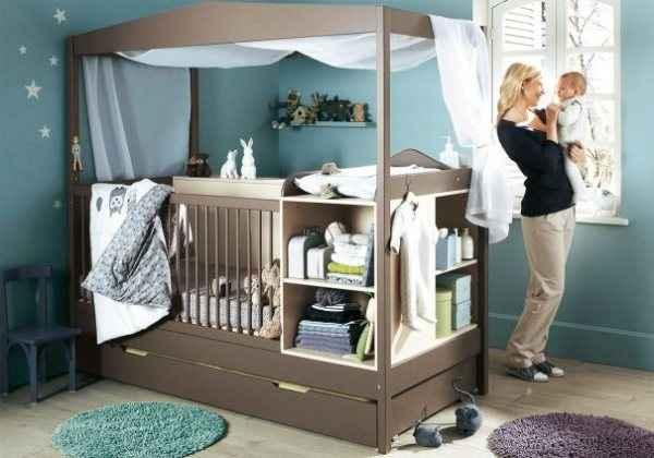 Τι σκέφτεται το μωρό για το παιδικό δωμάτιο