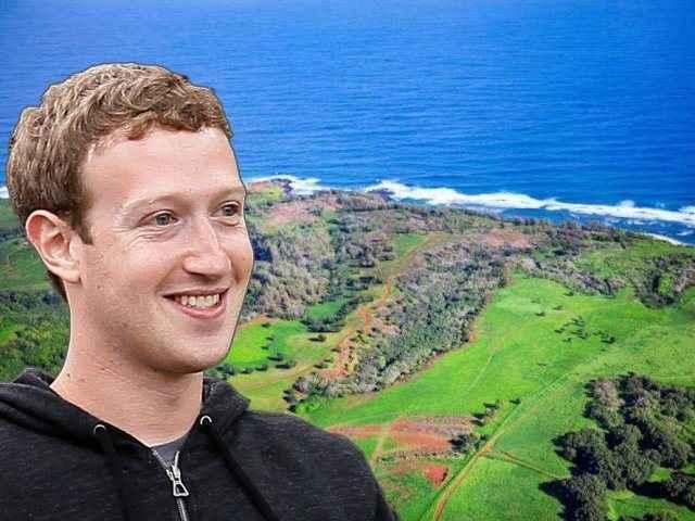 Το ησυχαστήριο του Μαρκ Ζούκερμπεργκ στη Χαβάη