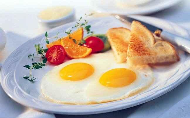 Το πλούσιο πρωινό... αδυνατίζει