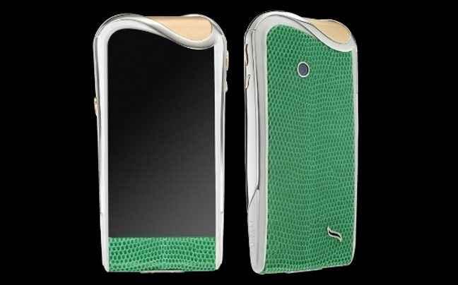 Το smartphone των 250.000 δολαρίων