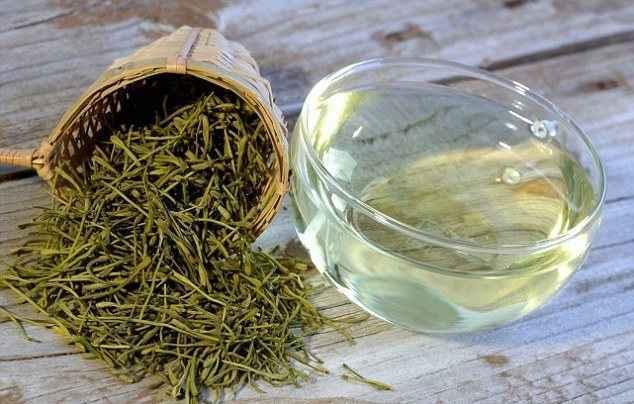 Τσάι από αγιόκλημα κατά της γρίπης