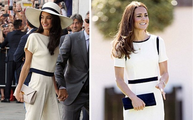 Amal Alamuddin vs Kate Middleton