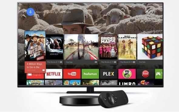 Nexus Player: Επίσημα η νέα κονσόλα που μετατρέπει την τηλεόραση σε Android TV
