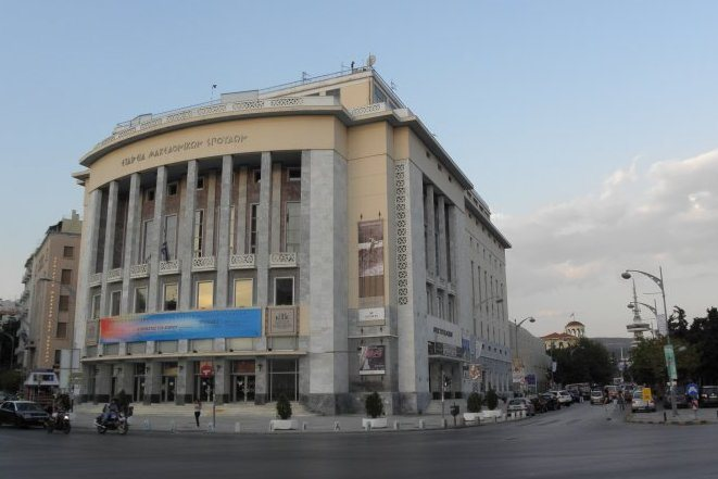Sold out η ροκ όπερα «Alexander the Great»