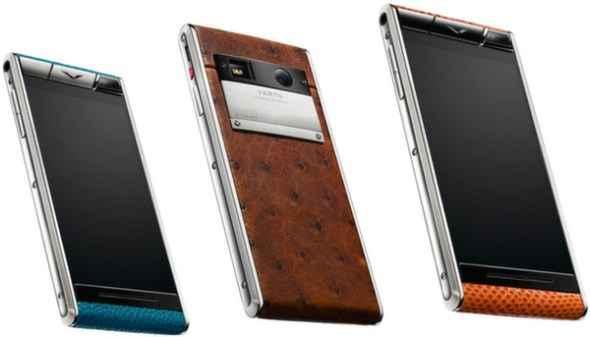 Vertu Aster: Το νέο υπερπολυτελές smartphone με εντυπωσιακή κατασκευή και αξιόλογα τεχνικά χαρακτηριστικά
