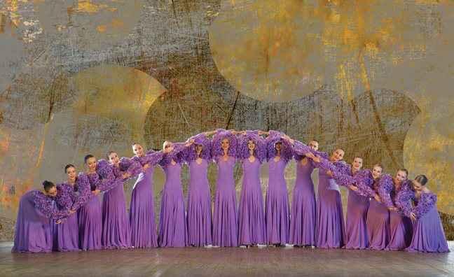 «Γκζελ» από το Κρατικό Ακαδημαϊκό Χοροθέατρο της Μόσχας