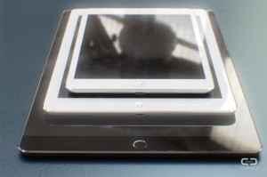Ένα 12-inch 'iPad Air Plus' ενδέχεται να παρουσιαστεί την Άνοιξη του 2015