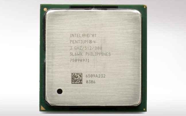 Αποζημίωση 15 δολαρίων για κάθε Pentium 4