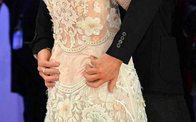 Ασυγκράτητος ο σύζυγος της Nicole Kidman