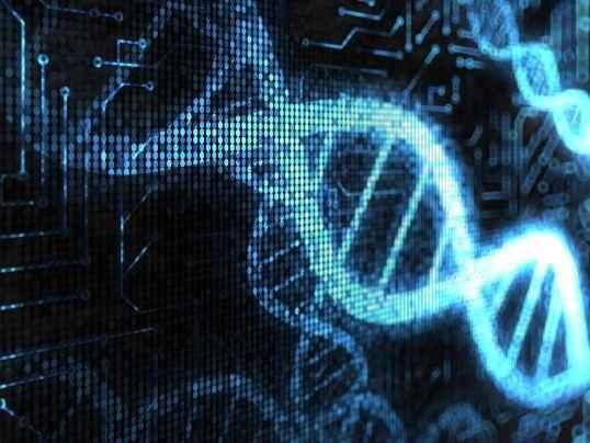 Ηλεκτρονική αποθήκευση του ανθρώπινου γονιδιώματος