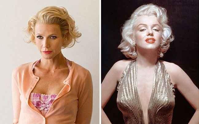 Η Gwyneth Paltrow είναι μία «σύγχρονη» Marilyn Monroe