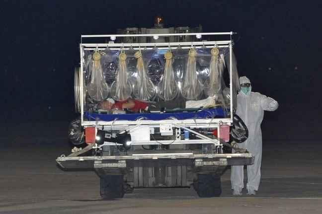 Θετικά τα δείγματα από το πειραματικό εμβόλιο για τον Έμπολα