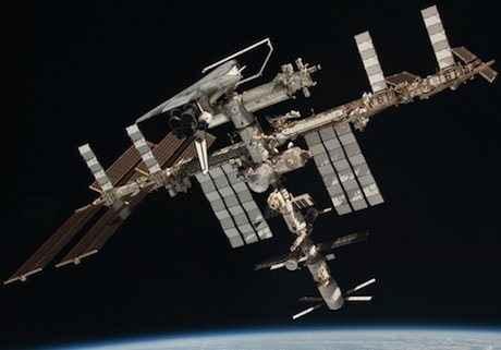 Μετακινήθηκε ο Διαστημικός Σταθμός για να αποφύγει επικίνδυνα σκουπίδια