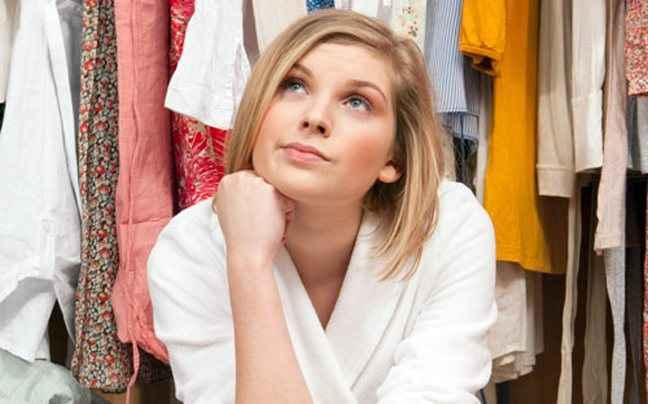 Μυστικά για να μη σε… τρελαίνει η ντουλάπα σου