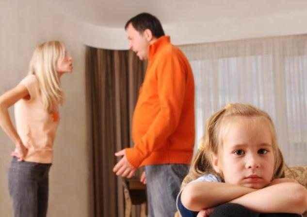 Οι συνέπειες του διαζυγίου στα παιδιά