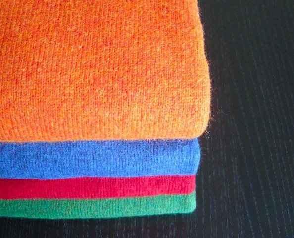 Πώς θα κάνετε τα πουλόβερ να φαίνονται σαν καινούργια