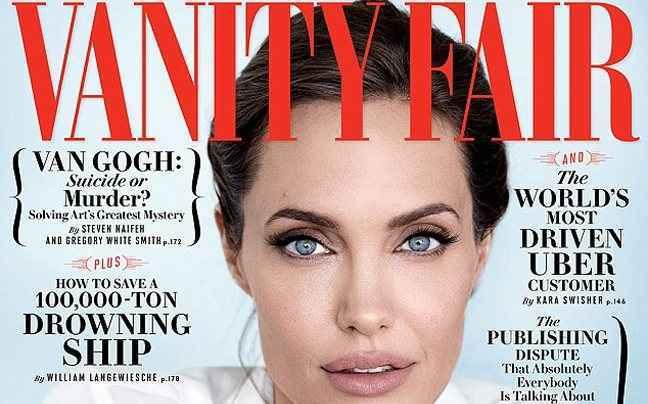 Στροφή στην πολιτική θέλει να κάνει η Jolie