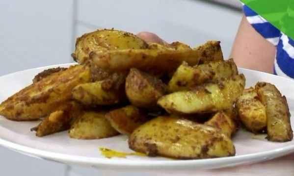 Συνταγή για πατάτες ιδιαίτερα τραγανές!