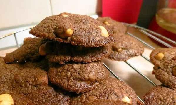 Συνταγή για πεντανόστιμα μπισκότα μερέντας με 4 υλικά!