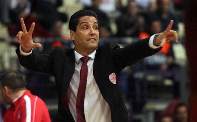 Σφαιρόπουλος: «Ήταν καλύτερη η Λαμποράλ»
