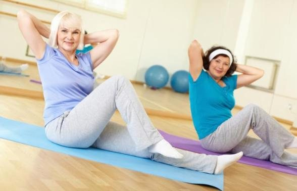 Τι κάνουν έξι ώρες άσκηση την εβδομάδα