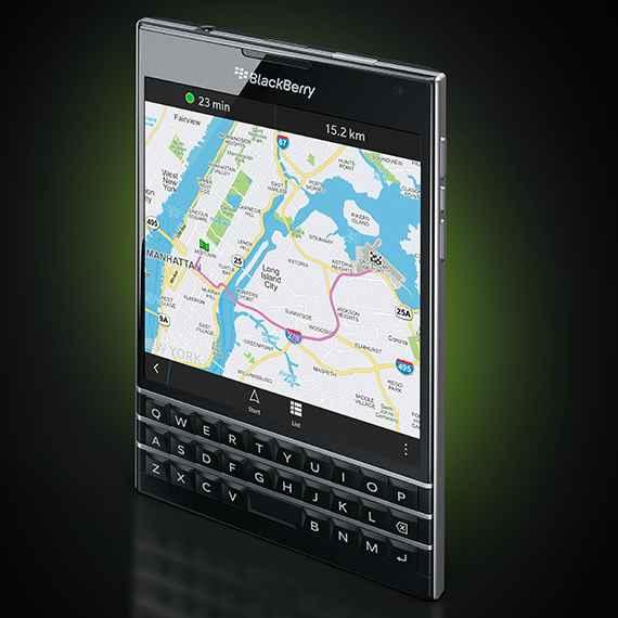 BlackBerry Passport, δείχνει γιατί είναι η καλύτερη επιλογή για επαγγελματίες