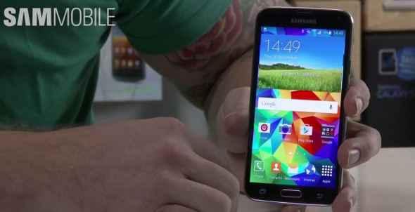 Samsung Galaxy S5: Έτσι θα είναι με Android 5.0 Lollipop