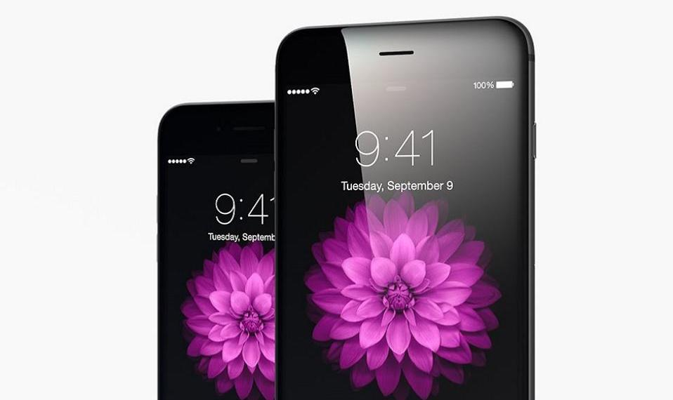 To iPhone 6 ξεπερνάει σε πωλήσεις το Plus με 3 προς 1 στην Αμερική