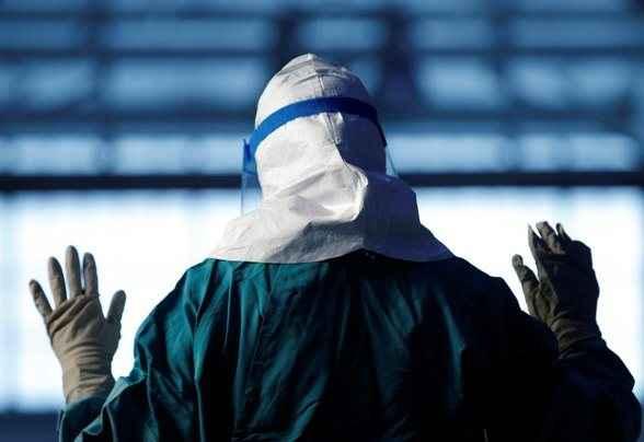 «Θα επιστρέψω στην Σιέρα Λεόνε για να φροντίσω τους ασθενείς»