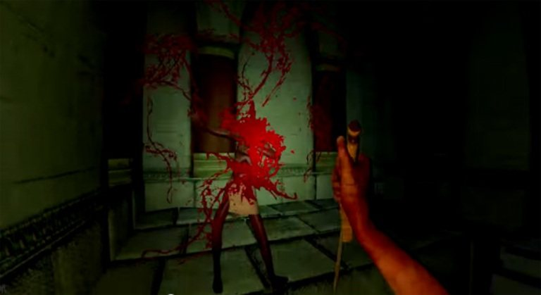 Έκαναν την Κνωσό video game τρόμου