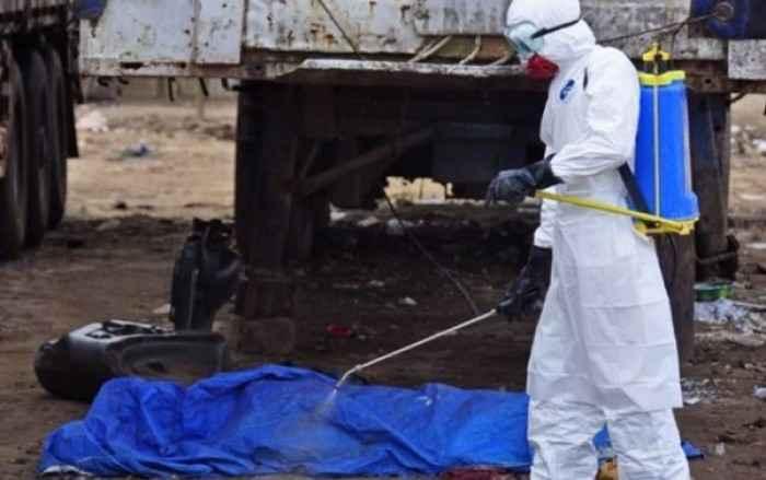 Έμπολα: Στους 7.373 οι νεκροί
