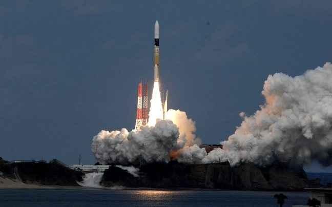 Έναν «κυνηγό» αστεροειδών εκτόξευσε η Ιαπωνία