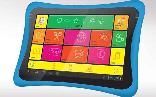 Ένα tablet που θα ενθουσιάσει τα παιδιά