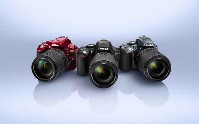 Αφήστε τη δημιουργικότητά σας να απογειωθεί με τη Nikon D5300!