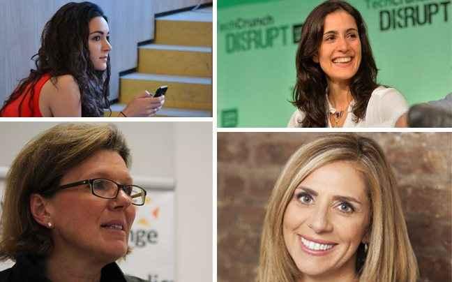 Γυναίκες-ηγέτιδες στο χώρο της τεχνολογίας