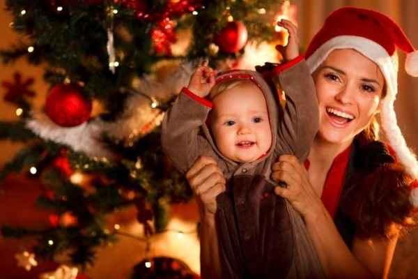 Εννέα πράγματα που θέλει το μωρό για τα Χριστούγεννα