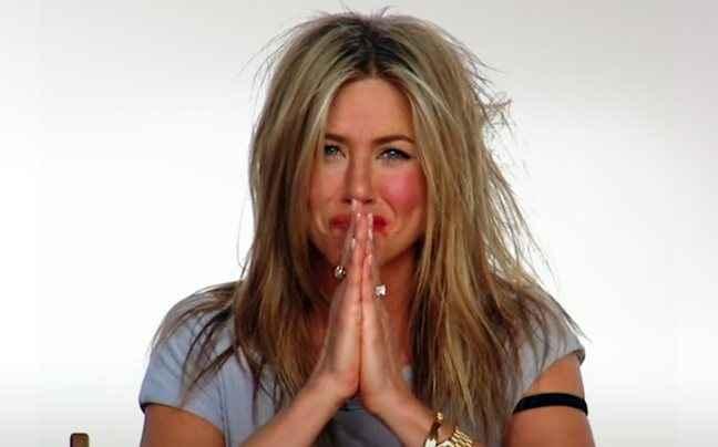 Η κομμένη ερωτική σκηνή στη νέα ταινία της Aniston